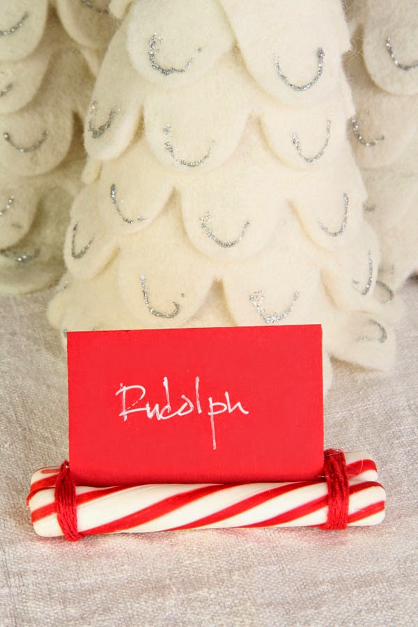 DIY Candy Cane Place Cards (1) | Ridgely's Radar