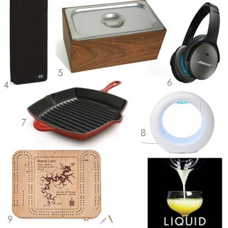 Gift Guide: for the Guys to Use