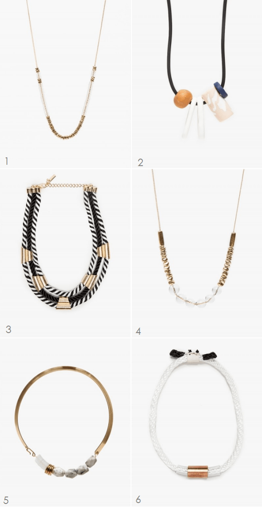 6 Cool Necklaces | Ridgely's Radar