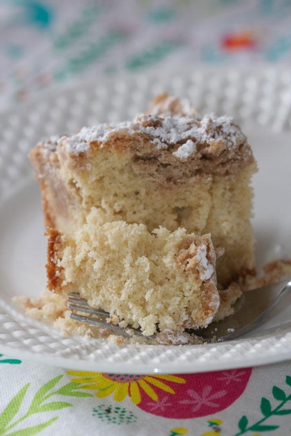 New York-Style Crumb Cake (1) | Ridgely's Radar