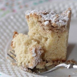 New York-Style Crumb Cake
