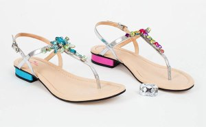 The Stunning Sandal