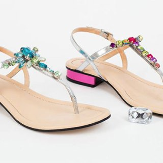 The Stunning Sandal