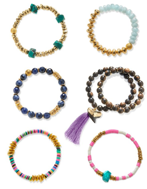 Stack 'em | Bracelets that mix and match | Ridgely's Radar
