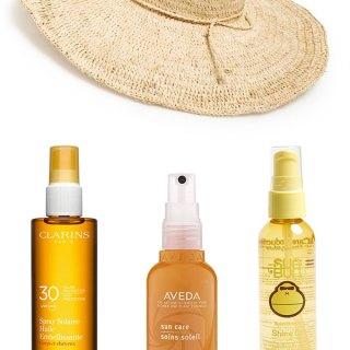 Sun Care for the Hair