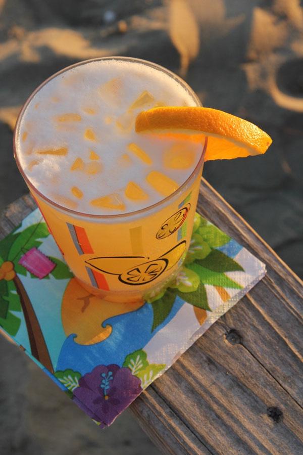 Lisa's Pineapple Mandarin Cocktail (2   Ridgely's Radar