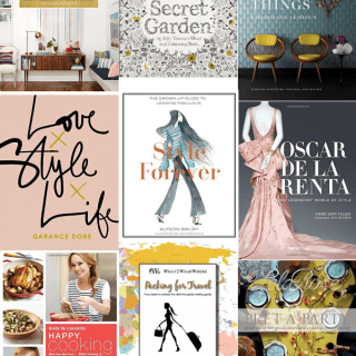 Gift Guide 2015: Books and More Books