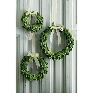 Catalog Shopping: Holiday Decor