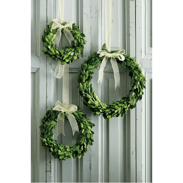 Boxwood Wreaths | Soft Surroundings