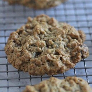 Gluten Free Oatmeal Chocolate Chip Cookies | Ridgely's Radar