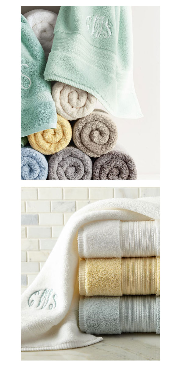 Ridgely Brode asks her followers to help her find the best  everyday towels on her blog Ridgely's Radar