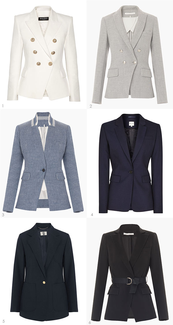 6 Blazers to Wear Now | Ridgely's Radar
