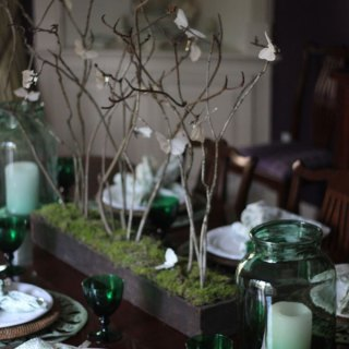 Setting the Table: Butterflies for Spring