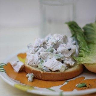 Chicken Salad Sandwiches | Ridgely's Radar