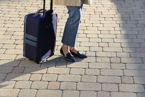 This is the Best and Chicest Rolling Carry-On Case | Ridgely's Radar