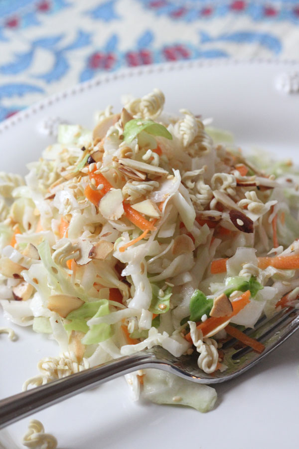 Asian Inspired Cole Slaw | Ridgely's Radar