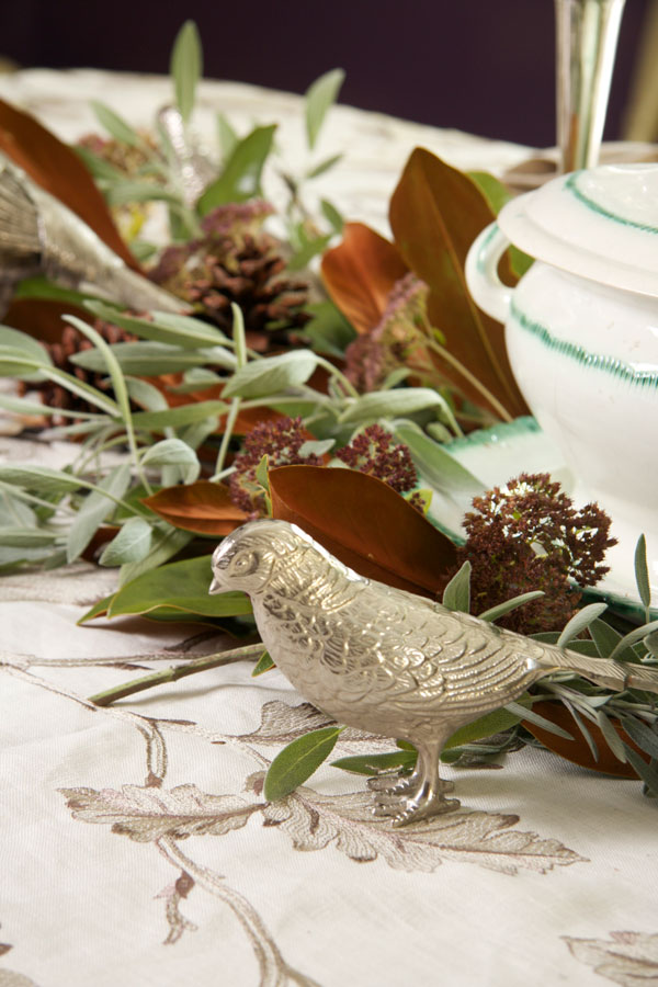 5 Unique Ways to Decorate Your Table for Thanksgiving | Ridgely's Radar