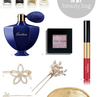 5 Things in My Beauty Bag   06