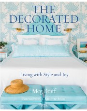 Ridgely Brode shares a sneak peak of The Decorated Home by Meg Braff on her blog Ridgely