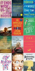 15 Book Suggestions for Spring Break