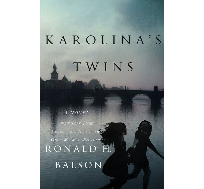 Ridgely Brode reviews the book Karolina's Twins by Ronald H. Balson on her blog Ridgely's Radar.