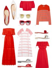 Ridgely Brode keeps seeing red when she is looking around and found a bunch of really cute red things she is considering on her blog, Ridgely