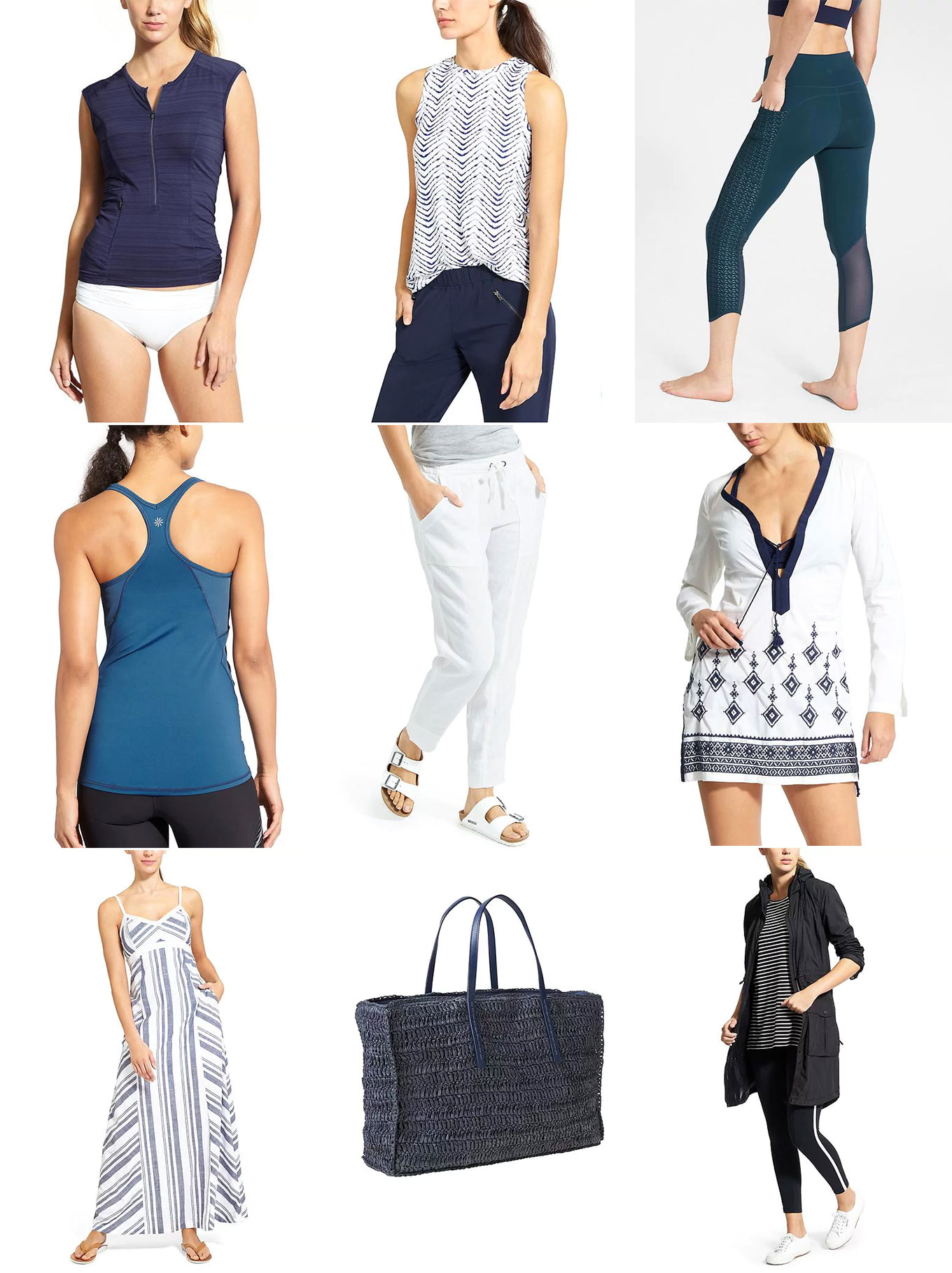 Ridgely Brode is stocking up her favorites items from the Athleta sale and sharing them on her blog, Ridgely's Radar.
