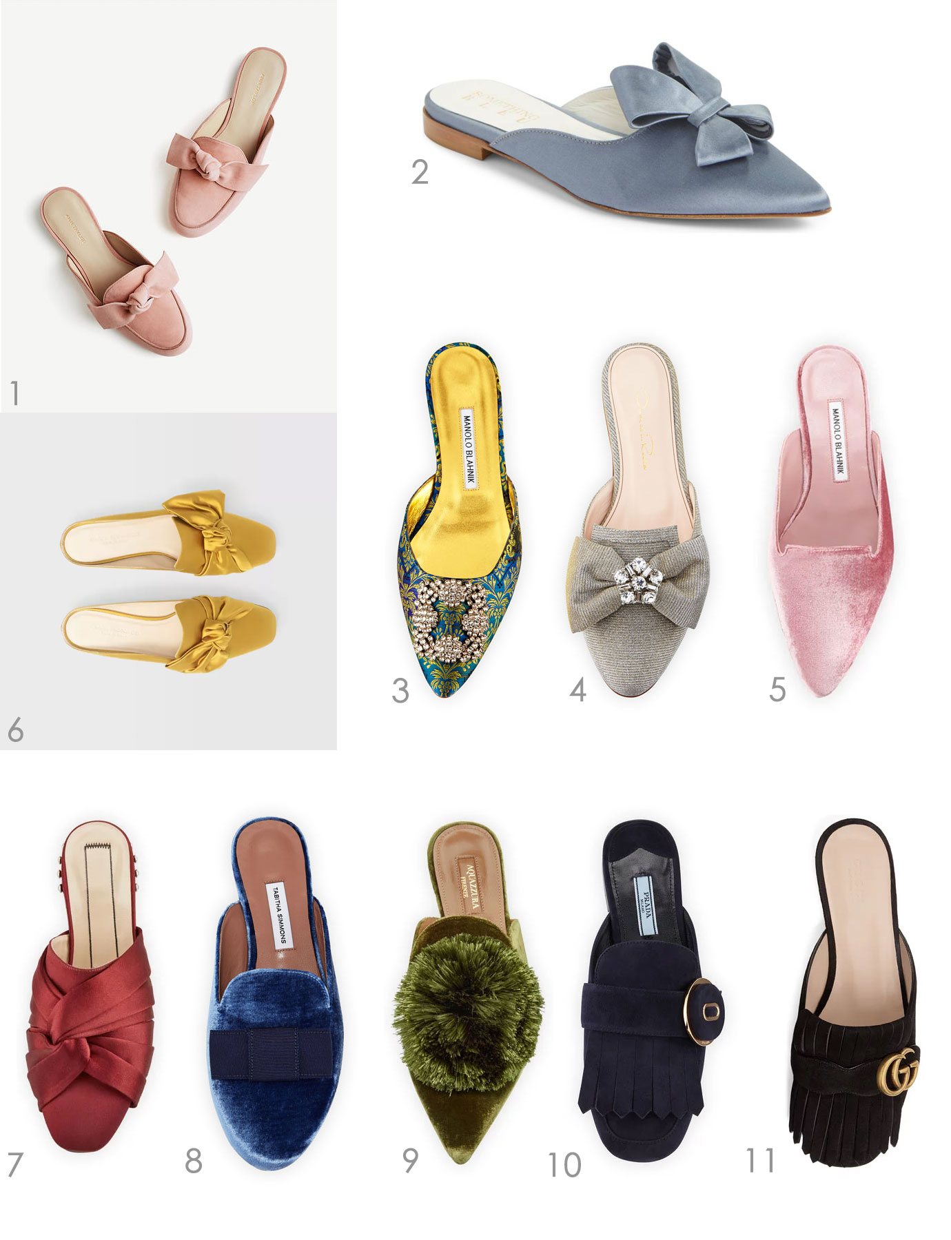 Ridgely Brode found 11 dress up and run around slides perfect for sliding in to fall on her blog, Ridgely's Radar.