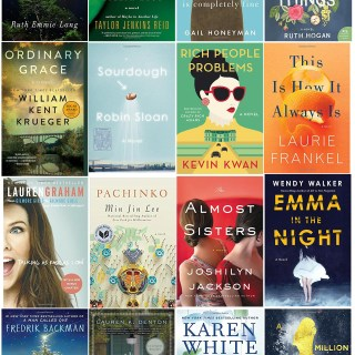 16 Books for Your Holiday Break