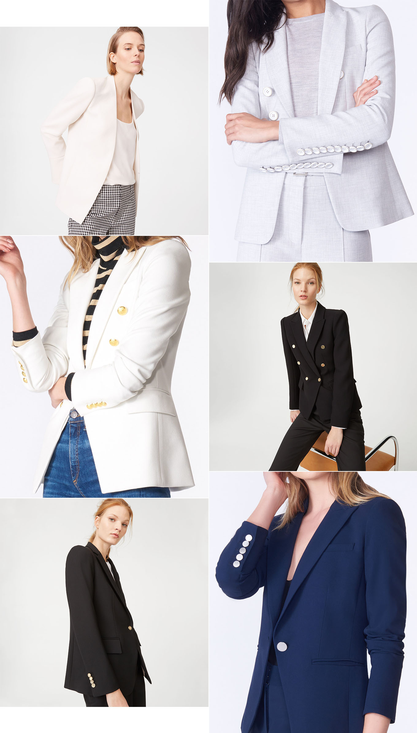 Ridgely Brode's go to piece of clothing is a classic blazer, she tops jeans or pants to give herself a finished look. She shares some new favorites on Ridgely's Radar.