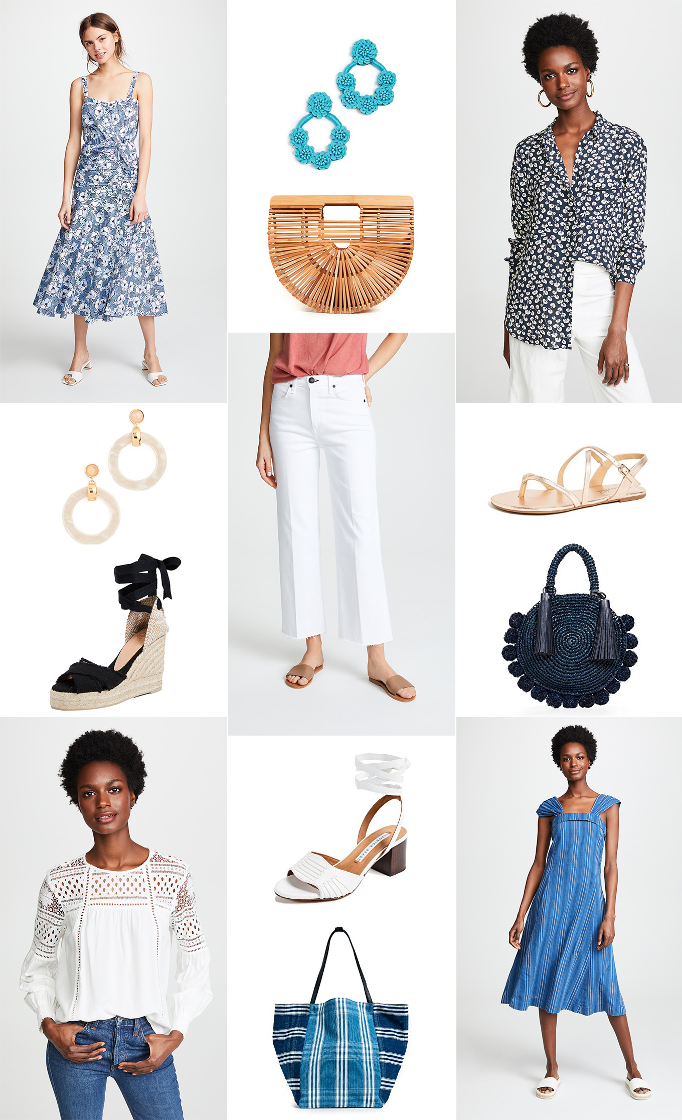 Ridgely Brode shares 13 fresh fashion and Accessories pieces for Spring that she recently added to her shop page on Ridgely's Radar.