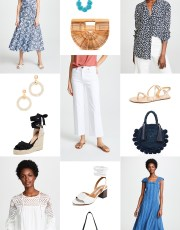 Ridgely Brode shares 13 fresh fashion and Accessories pieces for Spring that she recently added to her shop page on Ridgely