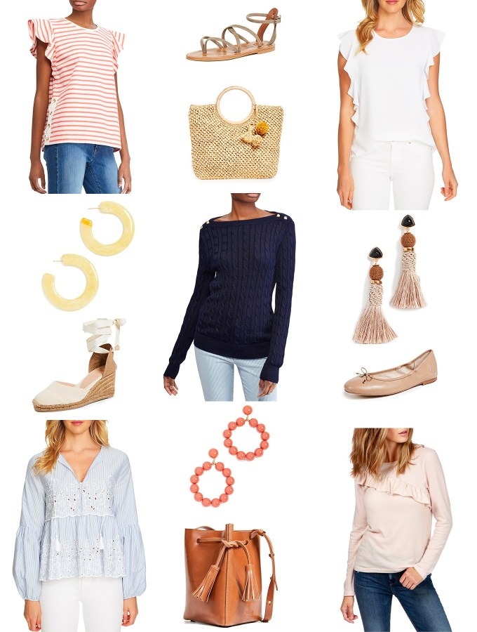 Ridgely Brode picks her favorites from the latest sales going on right now at Shopbop and Lord & Taylor on her blog Ridgely's Radar.