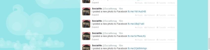 Twitter social media fail