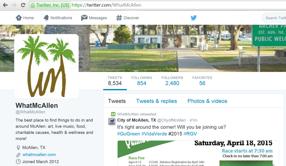 WhatMcAllen Twitter screenshot, February 2015