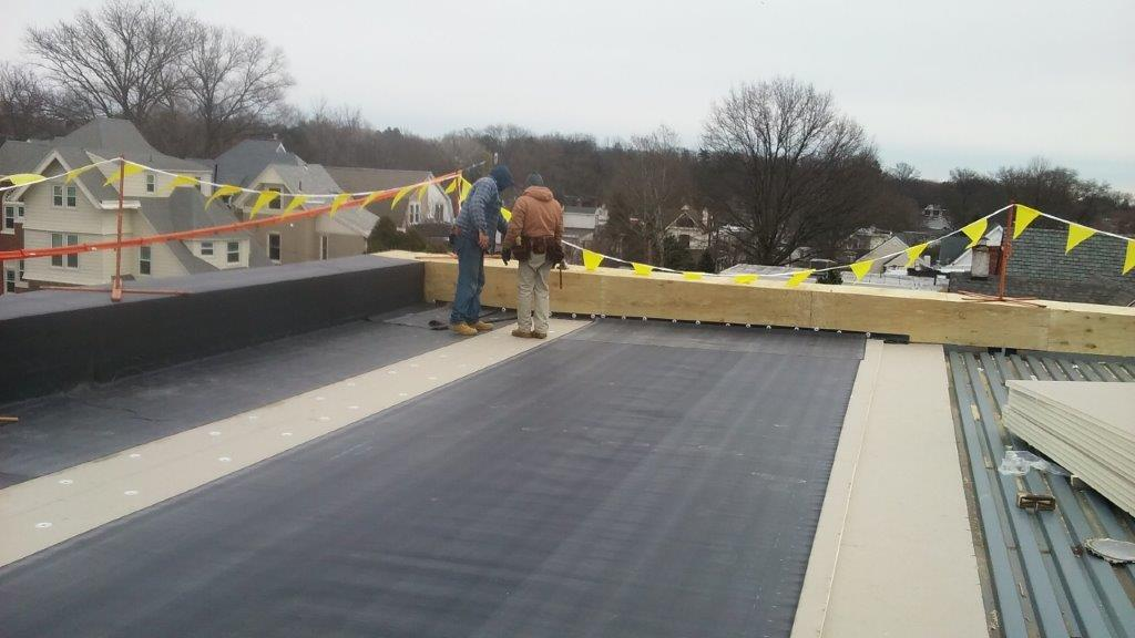Rubber Roof Archives Ridge Roofing Inc