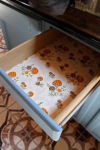 Removing Kitchen Drawer Liners | Ridgeside