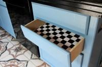 lining kitchen drawers - 28 images - cork drawer liner ...