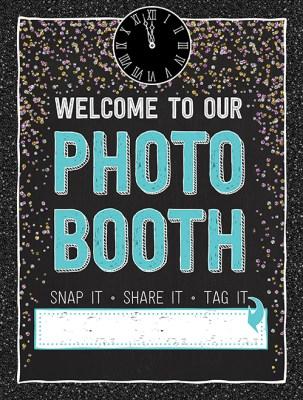 Ridgetop Digital Shop | Friday Freebie | Photo Booth Sign | New Year's Eve
