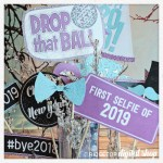 Snapshot – Prop Set Printable Freebie – New Year's Eve