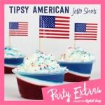 Tipsy American Jello Shot Recipe
