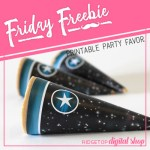 Friday Freebie: Galaxy Star Wrapper