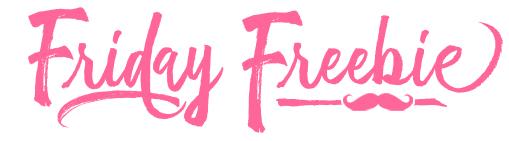Ridgetop Digital Shop | Friday Freebie