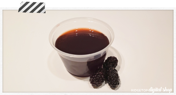 Blackberry Rum Jello Shot Recipe How To Make | Ridgetop Digital Shop