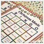 Christmas Movie Bingo Cards Free Printable