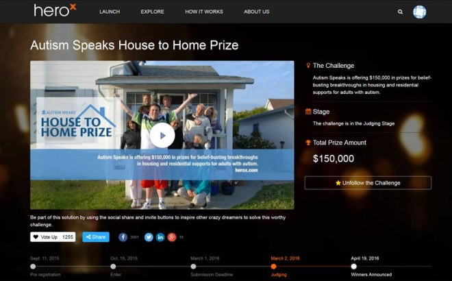 Autism Speaks House to Home Resized