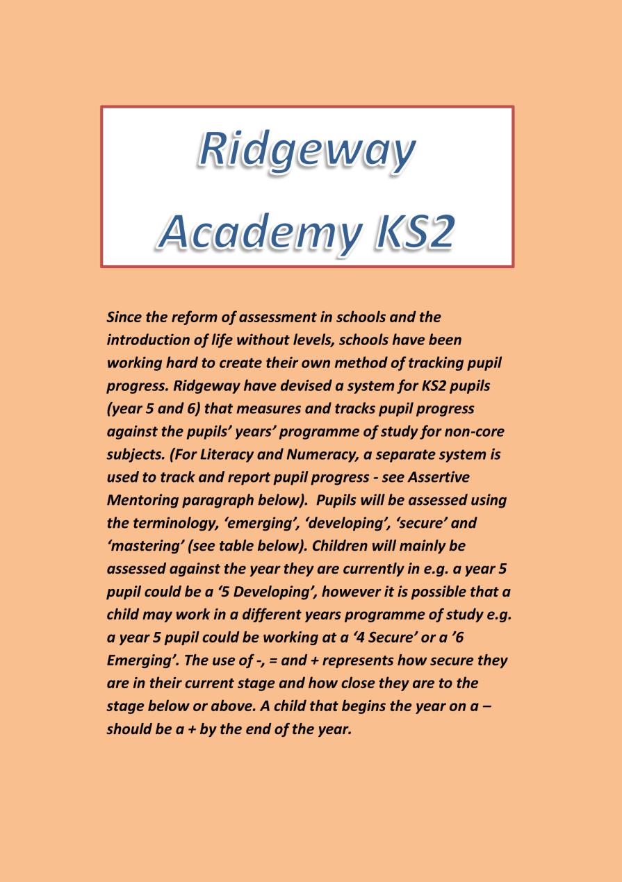 Assessment booklet 2-1