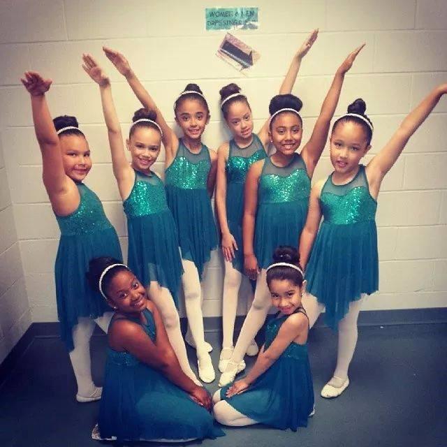 Ridgewood Dance Studio Dancers, Destiny Henry