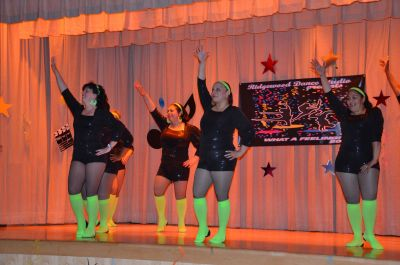 Ridgewood Dancers on Stage