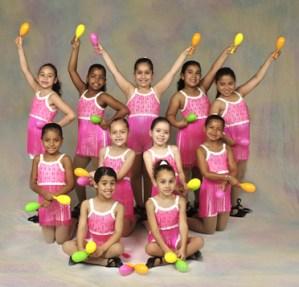 Ridgewood Dance Studio Students